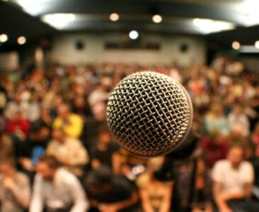Foredrag og underholdning